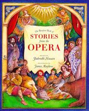 Cover of: barefoot book of stories from the opera | Shahrukh Husain.