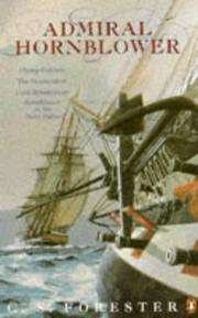 Cover of: Admiral Hornblower Omnibus