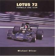 Cover of: Lotus Type 72 | Michael Oliver