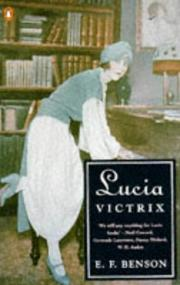 Cover of: Lucia Victrix
