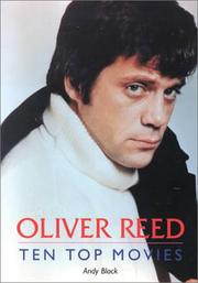 Cover of: Oliver Reed