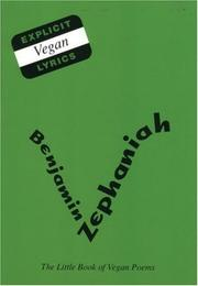 Cover of: The Little Book of Vegan Poems (Poetry)