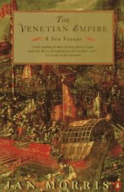 Cover of: The Venetian Empire: A Sea Voyage