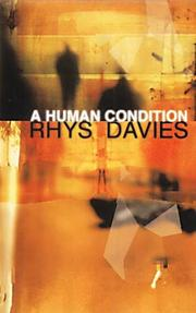 Cover of: A human condition