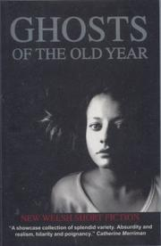 Cover of: Ghosts of the Old Year | Jessica Mordsley