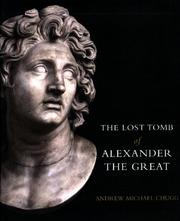 Cover of: The Lost Tomb of Alexander The Great