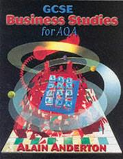 GCSE Business Studies for AQA