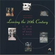 Cover of: Leaving the 20th Century | Dave Henderson