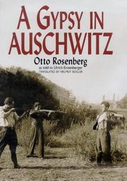 Cover of: A gypsy in Auschwitz