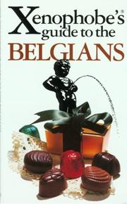 Cover of: Xenophobe's Guide to the Belgians
