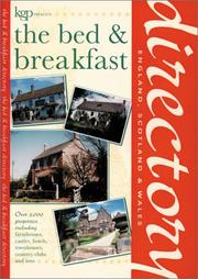 Cover of: Bed & Breakfast Directory