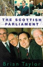 Cover of: The Scottish Parliament