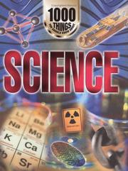 Cover of: 1000 Things You Should Know About Science
