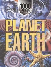 Cover of: 1000 Things You Should Know About Planet Earth