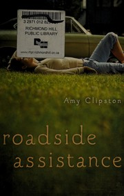 Cover of: Roadside assistance | Amy Clipston