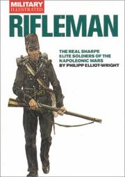 Cover of: RIFLEMAN | Philipp Elliot-Wright