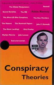 Cover of: Conspiracy Theories