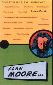 Cover of: Alan Moore