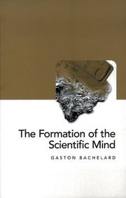 Cover of: Formation of the Scientific Mind (Philosophy of Science)