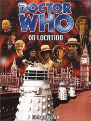 Cover of: Doctor Who on Location | Richard Bignell