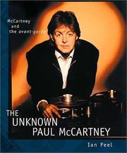 Cover of: The Unknown Paul McCartney | Ian Peel