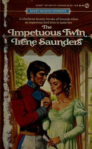 The Impetuous Twin