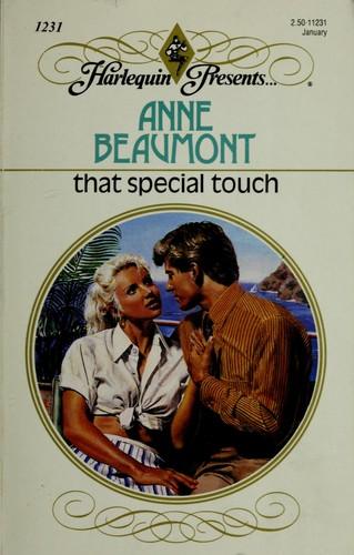 That Special Touch by Anne Beaumont