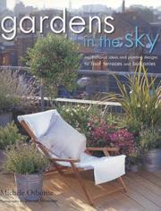 Cover of: Gardens in the Sky | Michele Osborne