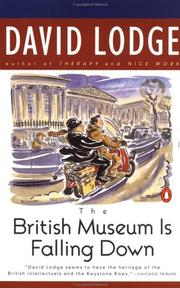 Cover of: The British Museum is falling down