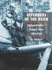 Cover of: Defenders of the Reich