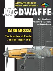 Cover of: Jagdwaffe Volume Three, Section 2