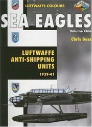 Cover of: Sea Eagles