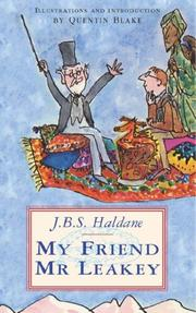 Cover of: My Friend Mr. Leakey
