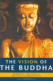 Cover of: The Vision of the Buddha (Living Wisdom)