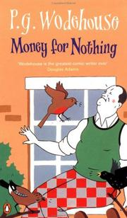 Cover of: Money for nothing