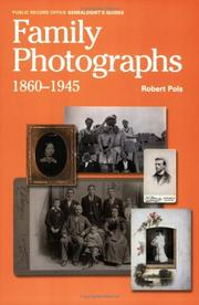Cover of: Family photographs, 1860-1945 | Robert Pols