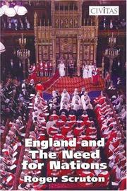 England & the Need for Nations