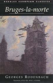 Cover of: Bruges-La-Morte (Dedalus European Classics)