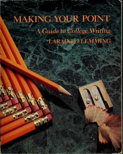 Making your point by Laraine E. Flemming