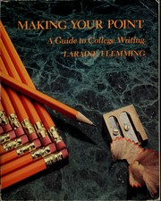 Cover of: Making your point | Laraine E. Flemming