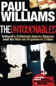 Cover of: The untouchables