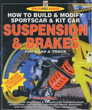 Cover of: How to Build and Modify Sportscar and Kitcar (Speed Pro)