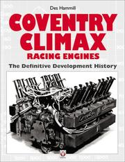 Cover of: Coventry Climax
