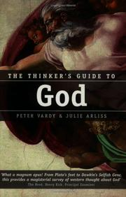 Cover of: The thinker's guide to God
