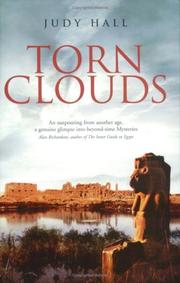 Cover of: Torn Clouds | Judy Hall
