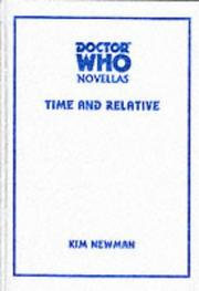 Cover of: Time and Relative