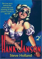 Cover of: The Trials of Hank Janson