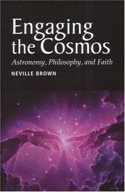 Cover of: Engaging the cosmos
