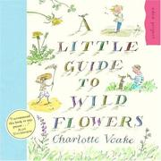 Cover of: A Little Guide to Wild Flowers