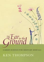 Cover of: An Ear to the Ground